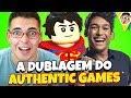 LEGO DC Super Villains - Reagindo à Dublagem do Authentic Games (e Como Encontrá-lo)
