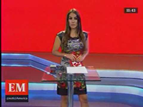 América Noticias: [TITULARES MEDIODIA 29/08/16]