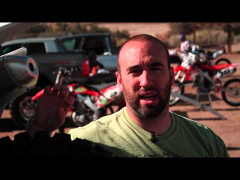 Frank's Return to Racing: Episode 1, A New Bike!
