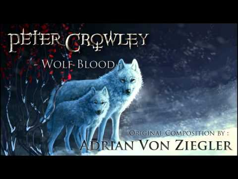 Epic Celtic  - Wolf Blood by Adrian Von Ziegler - Cover
