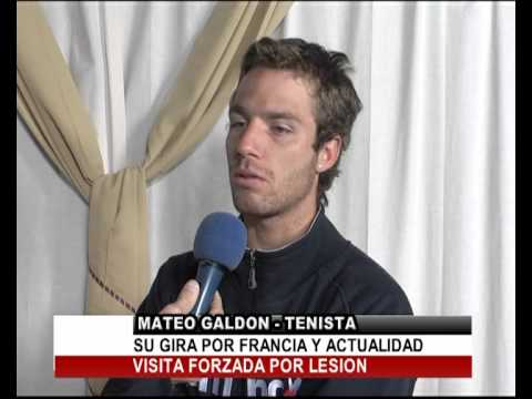 Mateo Galdón - de visita forzada