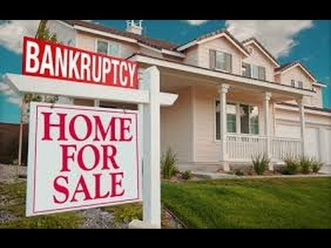 Using Bankruptcy to Stall a Foreclosure  - Real Estate Tips