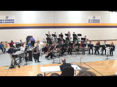 Waukee South Middle School 7th Grade Jazz, SCIBA Competition