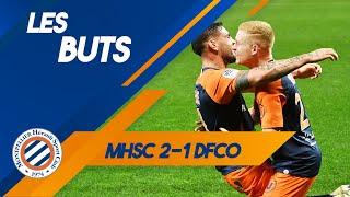 VIDEO: MHSC 2-1 DFCO : Les buts !