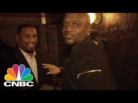 Akon Backs Streaming Radio For Flip Phone Users | CNBC