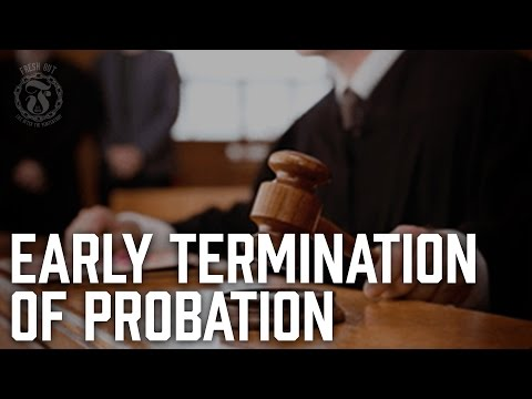 Early Termination of Probation - What is the process like? - Prison Talk 10.7
