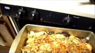 High Carb High Protein Meal: Potatoes & Ground Beef Casserole
