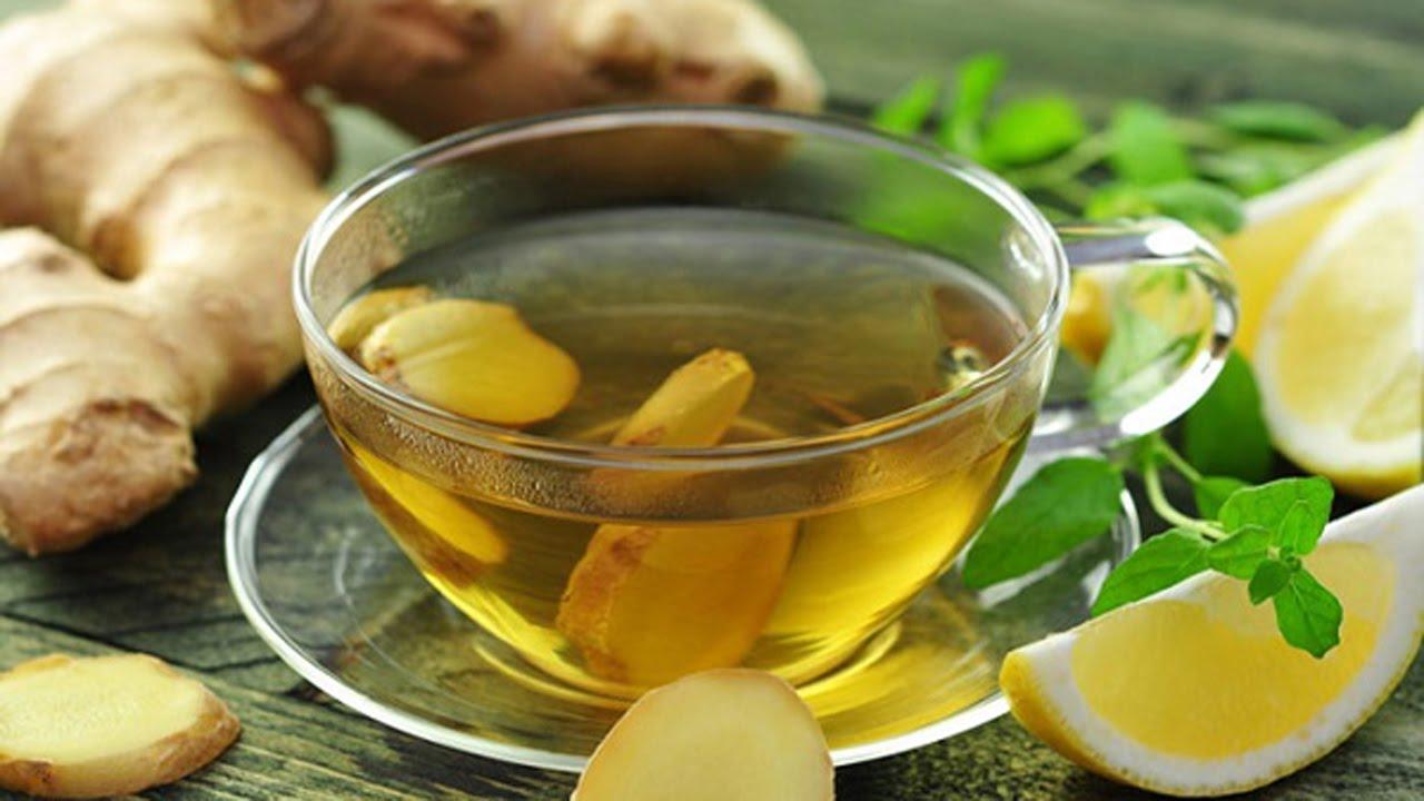 имбирный чай с лимоном для похудения рецепт