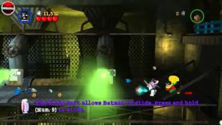 LEGO Batman: The Videogame PC Gameplay {HD}