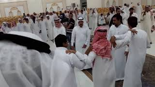 Saudi marriage dance
