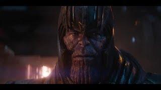 Thanos in 2014 Scene | Avengers: Endgame