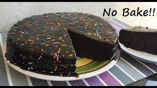 No Bake Chocolate Cake | How to make Chocolate cake | Best Cake