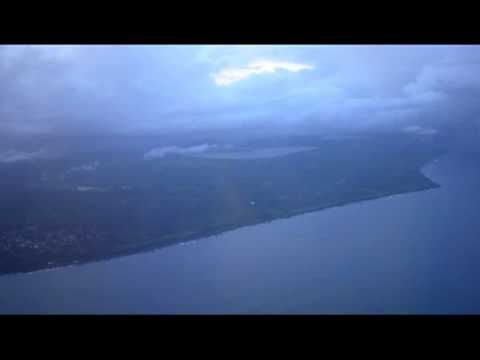 ABORTED LANDING - TONGA- ABOARD AIR NEW ZEALAND  A320 3rd JANUAY  2012