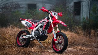 I Bought the BADDEST SUPERMOTO on the S...