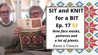 Sit and Knit for a Bit with ARNE & CARLOS - Ep. 17, season 2.