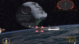 Star Wars Rogue Squadron II: Battle of Endor (Gold Medal)
