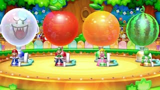 Mario Party 10 - All Goofy Minigames