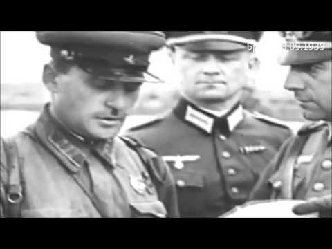 El desfile conjunto nazisoviético de 1939 en Polonia que algunos niegan, en vídeo
