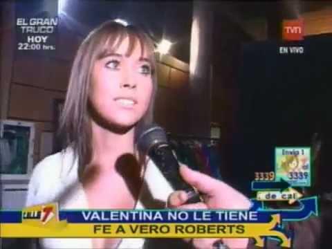 Calle 7: Valentina Roth VS Veronica Roberts (1°Temporada ...