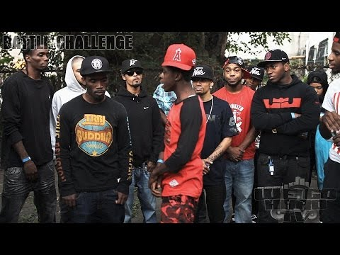 B.CITY / WEGOHARDTV PRESENTS | BATTLE CHALLENGE | CHESS VS ROCK BOY ROME