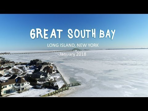 Great South Bay Frozen