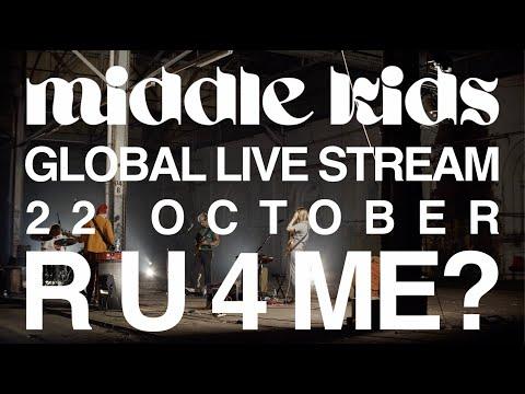 R U 4 Me? (Global Live Stream Performance)