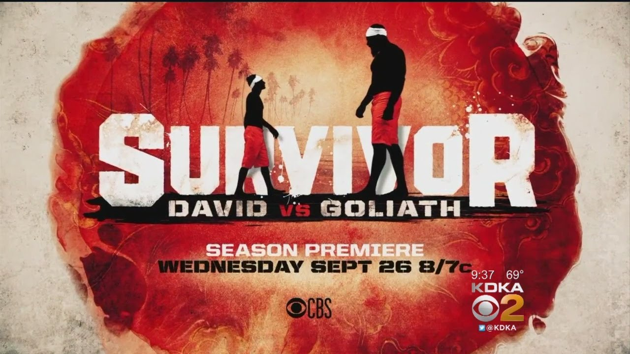 Survivor Photos: Signed Banner for Charity on CBS.com