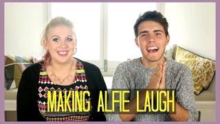 Making Alfie Laugh! | Sprinkle of Glitter