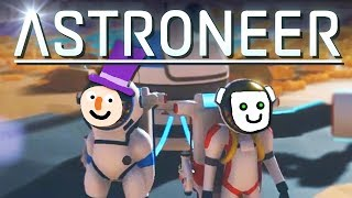 Zwei Typen im All | 01 | ASTRONEER (Co-op)