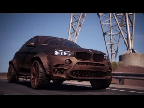 bmw x6 m is amazing need for speed payback ps4 youtube. Black Bedroom Furniture Sets. Home Design Ideas