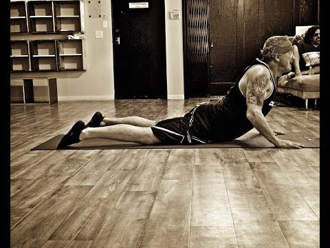 DDP YOGA For Back Pain and Injuries