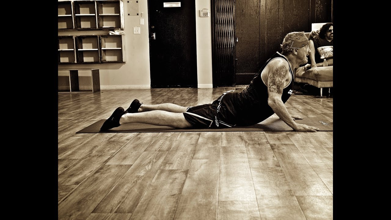 Ddp Yoga For Back Pain And Injuries Youtube
