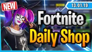 Fortnite Daily Shop *NEW* PARADOX & LACE SKIN (13 Januar 2019)