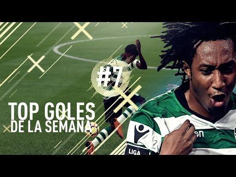 FIFA 18 TOP GOLES - SEMANA 7 - ¿TOP FUT CHAMPIONS?