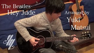 The Beatles-Hey Jude (acoustic guitar solo) / Yuki Matsui