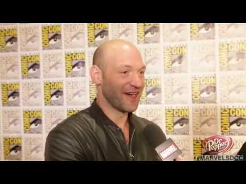 After the Panel: Marvel's AntMan Actor Corey Stoll at ComicCon 2014