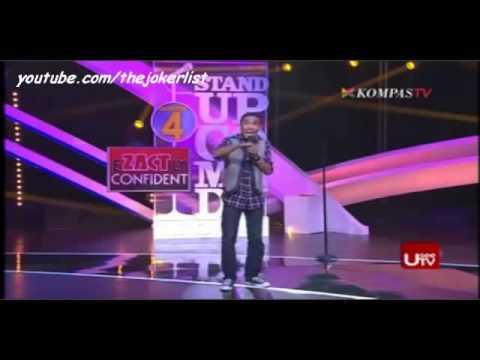 Abdurrahim Arsyad - Peserta asal NTT - (Bak 16 Besar) Stand Up ...