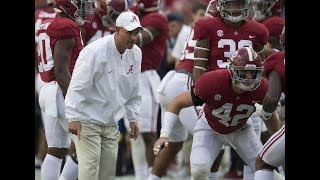 Jeremy Pruitt takes Tennessee Head Coaching Position, Alabama Recruiting