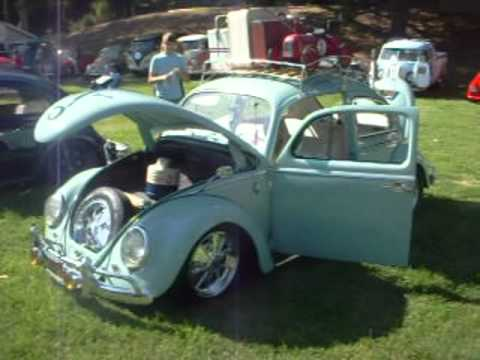 Sick VW Bugs at the Jamboree