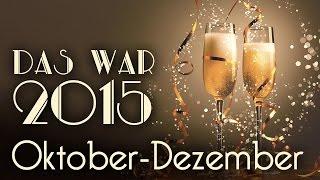 Thumbnail für Der große GameTube-Jahresrückblick 2015 - #4 - Oktober bis Dezember