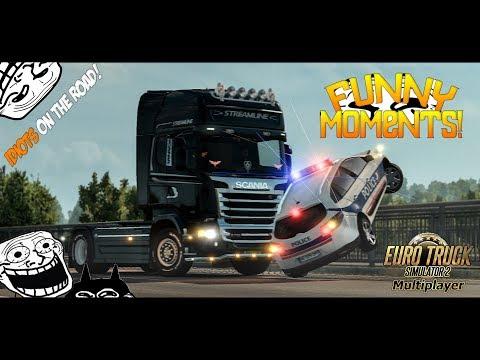 Euro Truck Simulator 2 ETS 2 С грузом по Европе 3