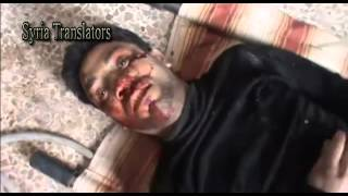 Syria, Homs Hilal Hamdan Faouri was killed by the Assad's barbaric shelling on the area. 5-4-2012 2017 Video