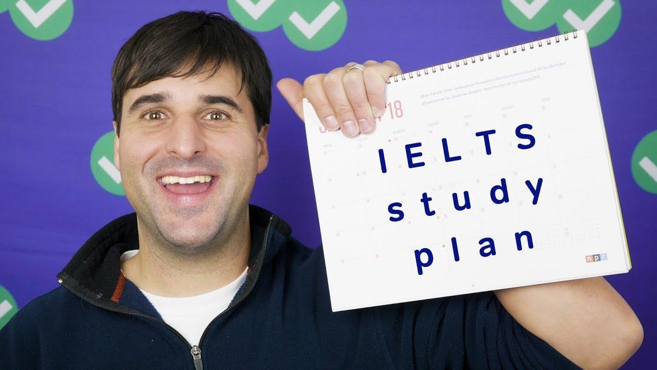 Learn Grammar for IELTS in 10 Weeks: IELTS Study Material & Schedule