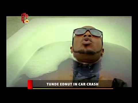 Tunde Ednut In Car Crash Nigerian Entertainment News Youtube Music video by tunde ednut performing jingle bell bell official video. tunde ednut in car crash nigerian entertainment news
