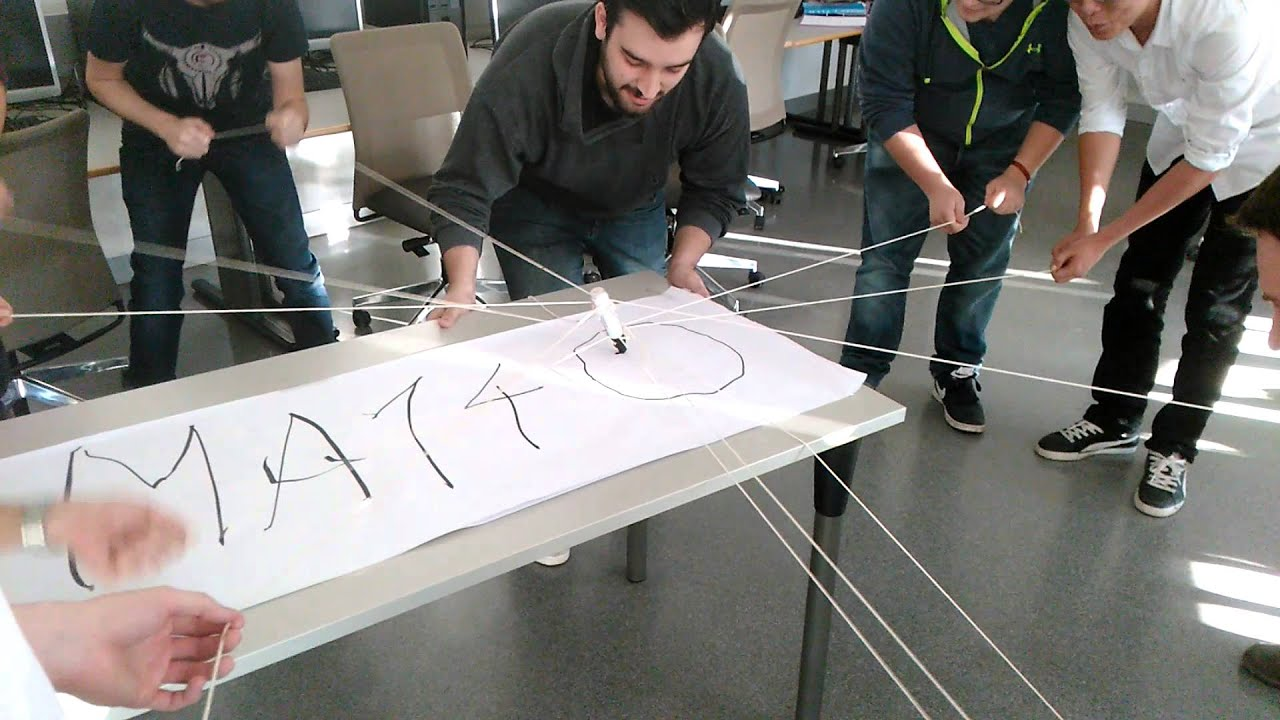 Game Show Team Building Games