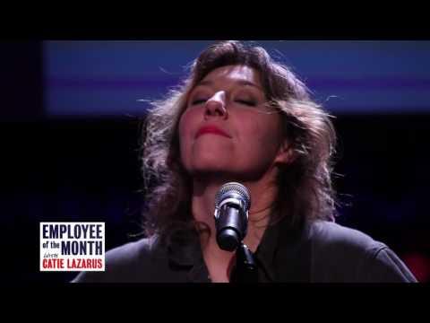 Martha Wainwright singing from her new album Goodnight City