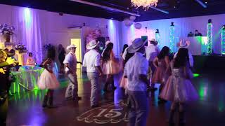 Surprise Dance Country and Mexican Style! Destiny's Quince!