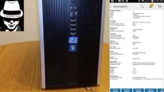 hp compaq 8200 elite high specs