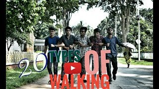 Video Bad Asianz'S - Types of walking | |The walking dead || A Walker || The walk ||Benefits of walking, download MP3, 3GP, MP4, WEBM, AVI, FLV Oktober 2018