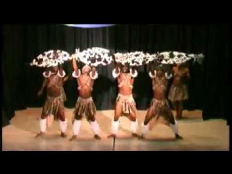 Talent UK's African Zulu Nation Performers